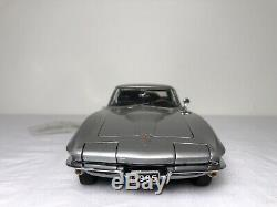 1965 Corvette Coupe Franklin Mint S11e932 124 Le Fiberglass