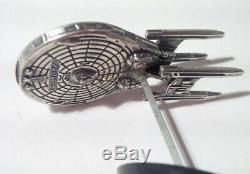 1995 Star Trek Franklin Mint Sterling Silver Starship Collection