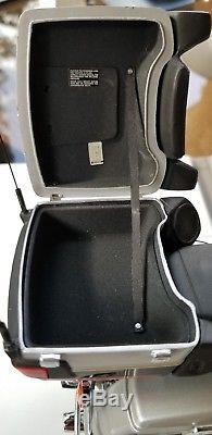 1/10 Franklin Mint Harley Davidson Electra Glide Black/Silver