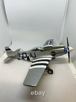 1/48 P-51 Mustang Short Fuse Sallee Franklin Mint Armour Collection 98074 RARE