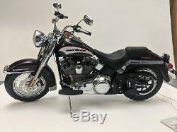 2006 Harley Davidson Heritage Softail Franklin Mint