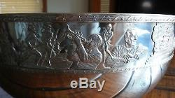 A Franklin Mint Sterling Silver Bicentennial sterling silver bowl MINT #195