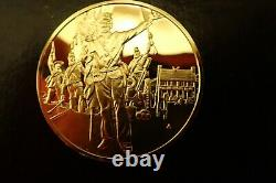 American Heritage Medallic History Of The CIVIL War, 50 Sterling Silver Coins