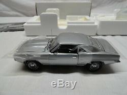 Danbury Mint 1969 Chevrolet COPO Camaro in Cortez Silver