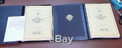 Die Silberne Bibel von Franklin Mint 2,6 Kg Feinsilber in 100 Barren