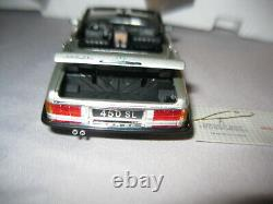Fm- Mercedes Benz 450sl Roadster With Accessories 124 Scale Car Model