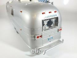 Franklin Mint 124 Airstream International Land Yacht Sovereign of Road with Foam