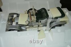 Franklin Mint 1907 Rolls Royce Silver Ghost Connoiseur 112 Scale Diecast Car