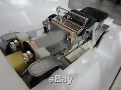 Franklin Mint 1907 Rolls-royce Silver Ghost 112 Diecast Model