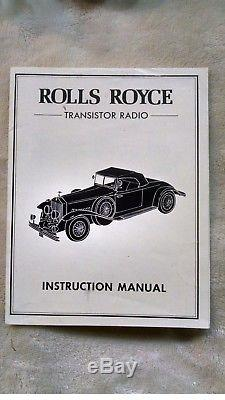 Franklin Mint 1921 Rolls-Royce Silver Ghost Copper 124 Scale Diecast Model Car