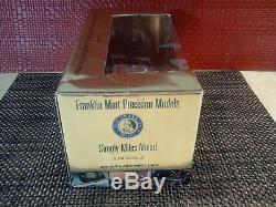 Franklin Mint 1957 Chevy Corvette. Rare Window Box. 124. Nib. Undisplayed. New
