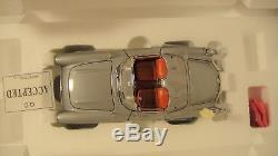 Franklin Mint 1957 Corvette D4C LECC IV Fiberglass Limited Edition