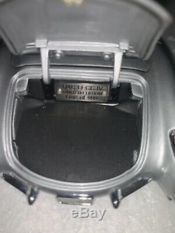 Franklin Mint 1957 Corvette D4C LECC IV Fiberglass Silver Limited Edition