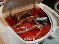Franklin Mint 1959 Corvette. 124. Rare Barn Find Le. Undisplayed. Nos. Docs