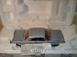 Franklin Mint 1963 Chevy Impala Ss 409. Rare Coupe. Mint In Foam Shell. Sweet