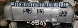 Franklin Mint 1968 Airstream International Land Yacht Camper 124 Die Cast New