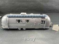 Franklin Mint 1968 Airstream International Land Yacht Camper 124 Die Cast Paper