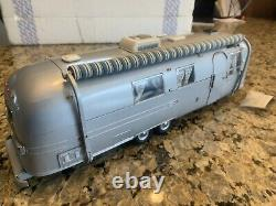 Franklin Mint 1968 International Land Yacht AirStream Trailer, Exceptional