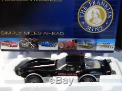Franklin Mint 1978 Chevy Corvette Indy 500 Pace Car 124 Scale Diecast Model Car