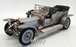 Franklin Mint 1/12 Scale B11ZB77 1907'AX 201' Rolls-Royce Silver Ghost