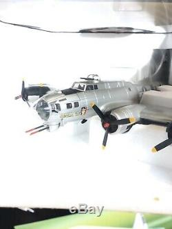 Franklin Mint 1/48 B 17G Flying Fortress General IKE BEAUTIFUL PLANE