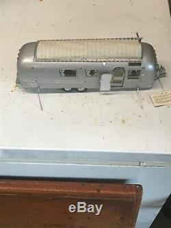 Franklin Mint Airstream Trailer Model 124 Scale 1968 Land Yacht USED