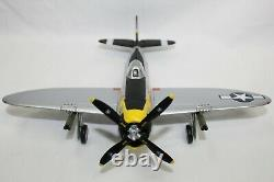 Franklin Mint Armour Collection 148 Scale P-47D THUNDERBOLT USAAF WWII #98143