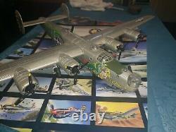 Franklin Mint B11C964 B-24 Liberator The Dragon and His Tail Diecast