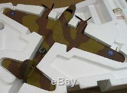Franklin Mint B-26 Marauder Dominion Revenge World War II Aircraft Die-Cast 148
