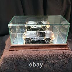 Franklin Mint Carroll Shelby Cobra 427 SC