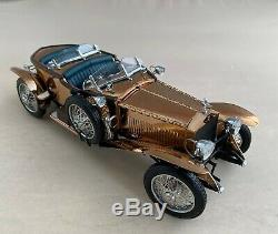 Franklin Mint Diecast Precision Model 1921 ROLLS-ROYCE SILVER GHOST