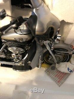 Franklin Mint Harley Davidson 2003 Ultra Classic Electra Glide 100th Anniversary