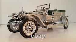 Franklin Mint #JR67 1907 Rolls-Royce Silver Ghost, STUNNING, GORGEOUS