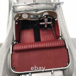 Franklin Mint Precision Models 1948 MG TC Roadster Limited Edition Diecast Model