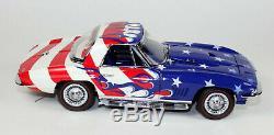 Franklin Mint Stars and Stripes 1967 Corvette 1/24 Scale New in Box