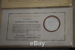 Franklin Mint The Great Explorers 50 Silver Medallion Collection in 2 Folders