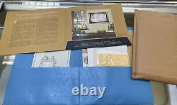 Franklin Mint The Royal Geographical Society Silver Map