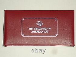 Franklin Mint The Treasures of American Art