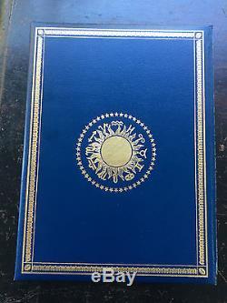 Franklin Mint Treasury of Zodiac 12 STERLING SILVER Medal Proofs