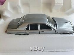 Franklin mint 124 1998 Rolls-Royce silver seraph classic vintage model