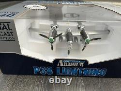 Franklin mint armour collection 148 P-38 lightning Jandina