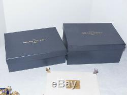 House Of Igor Carl Faberge Imperial Wedding Coach! 1985! Sold Plated Silver! Box