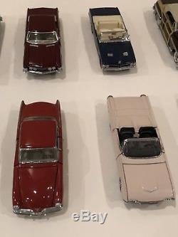Lot Of 15 Franklin Mint Precision Models 143-Excellent Condition