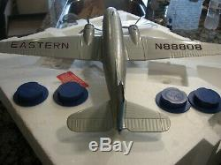 New Franklin Mint Armour Collection Dc3 Eastern Airlines #b11e180 148 Diecast