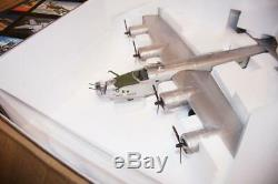 New Retired Franklin Mint Armour 1/48 B-24 Liberator Diecast Airplane 5871