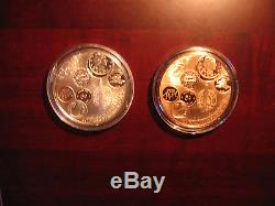 Only 26-VERY RARE 1974.925 Silver ANA National Coin Week Medal By Franklin Mint