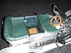 Rolls Royce Silver Ghost 1907 Franklin Mint 1/24