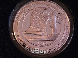 Sterling Silver Proof Set Franklin Mint 13 Original US States