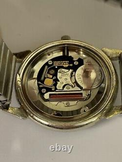 The Frederic Remington Museum Watch 925 Sterling Silver The Franklin Mint