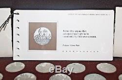 The Medallic History Of The American Revolution Medal Set The Franklin Mint